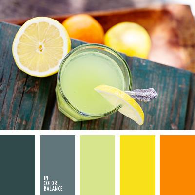 Цветовая палитра №932