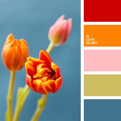 Цветовая палитра №934