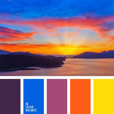 Цветовая палитра №936