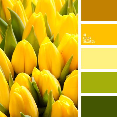 Цветовая палитра №941