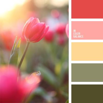 Цветовая палитра №943
