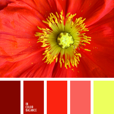 Цветовая палитра №945