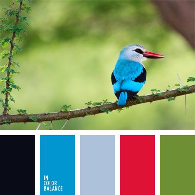 Цветовая палитра №948