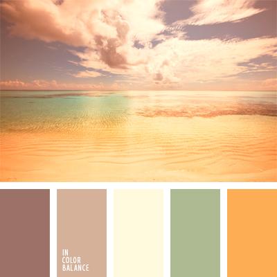 Цветовая палитра №950
