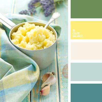 Цветовая палитра №952