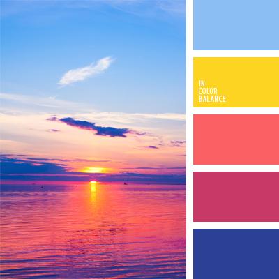 Цветовая палитра №955