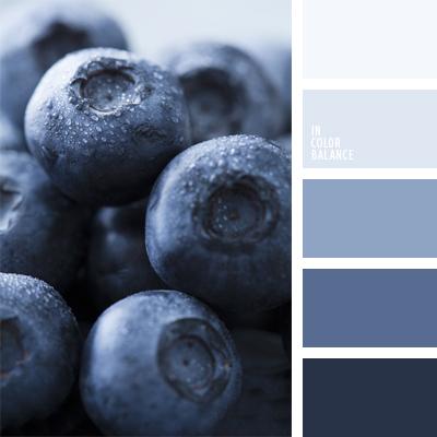 Цветовая палитра №960