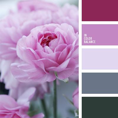 Цветовая палитра №961