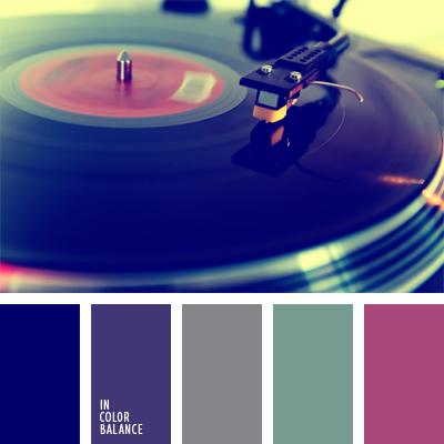 Цветовая палитра №963
