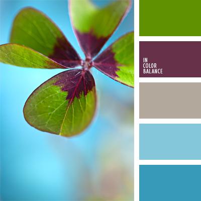 Цветовая палитра №966