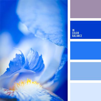 Цветовая палитра №967