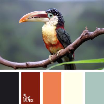 Цветовая палитра №970