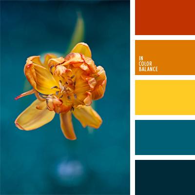 Цветовая палитра №971