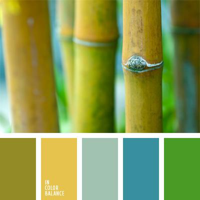 Цветовая палитра №972