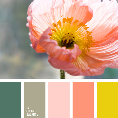 Цветовая палитра №973
