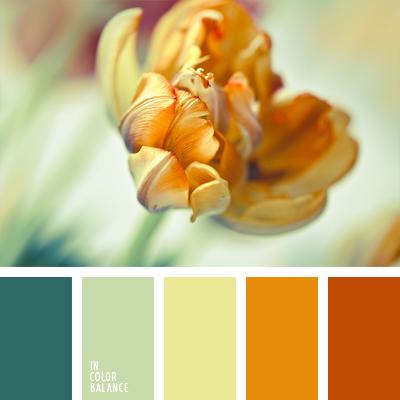 Цветовая палитра №974