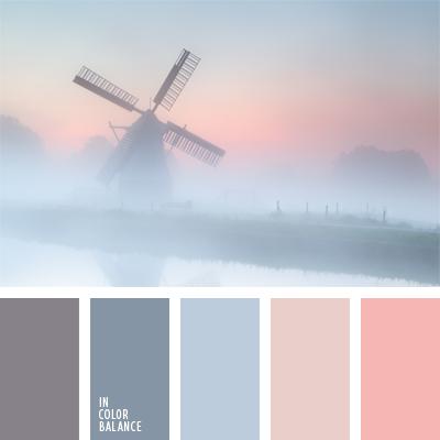 Цветовая палитра №975