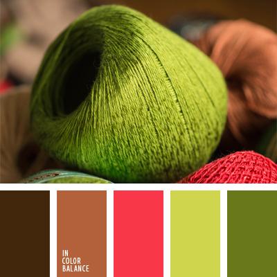 Цветовая палитра №976