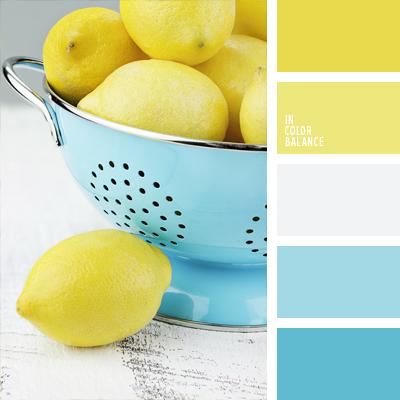 Цветовая палитра №981