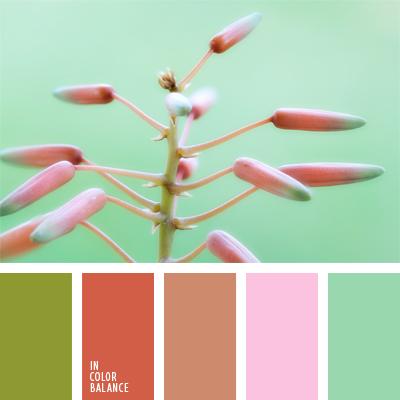 Цветовая палитра №984