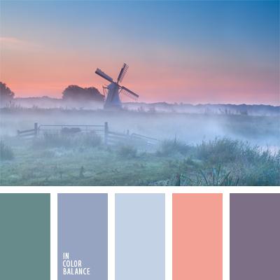 Цветовая палитра №989