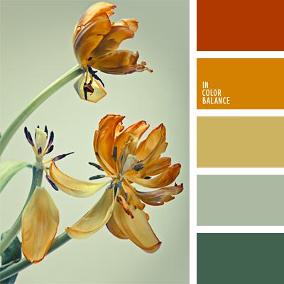 Цветовая палитра №992