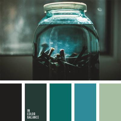 Цветовая палитра №1011