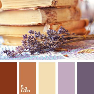 Цветовая палитра №1014