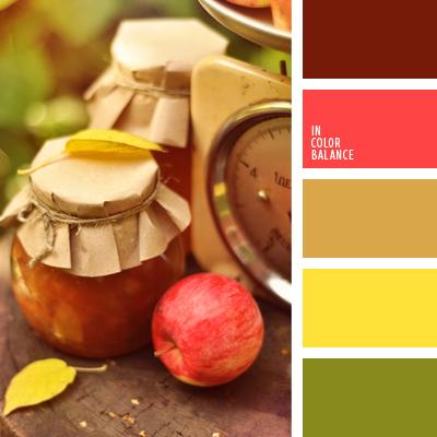 Цветовая палитра №1026