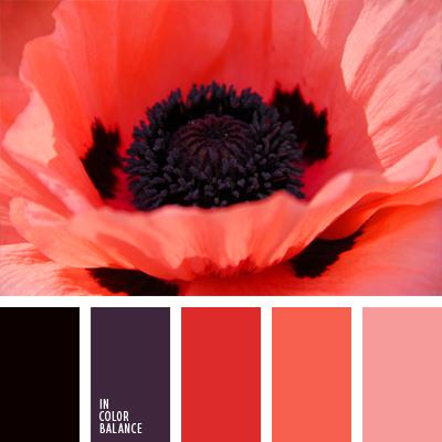 Цветовая палитра №985