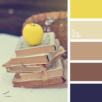 Цветовая палитра №1054