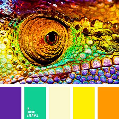 Цветовая палитра №1070