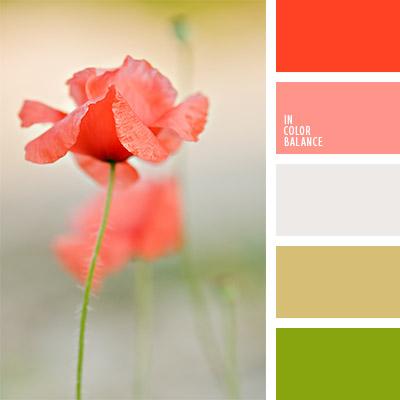 Цветовая палитра №1091