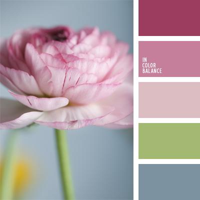 Цветовая палитра №1097