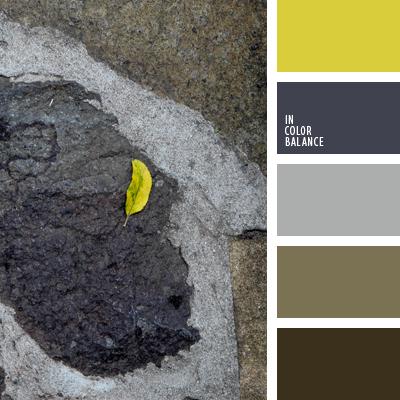 Цветовая палитра №1098