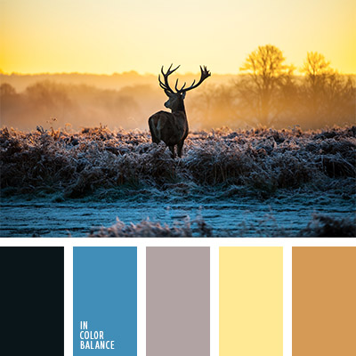 Цветовая палитра №1103