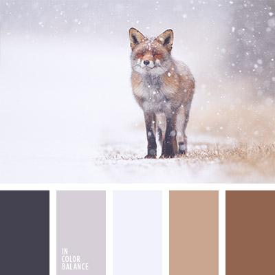 Цветовая палитра №1107