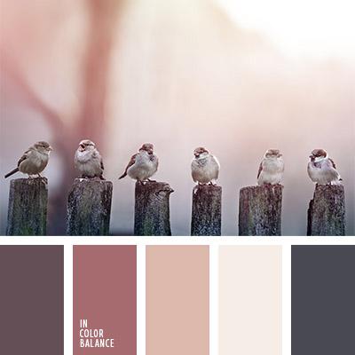 Цветовая палитра №1127