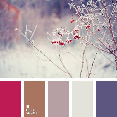Цветовая палитра №1136