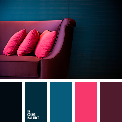 Цветовая палитра №1195