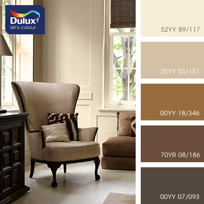 Dulux In Color Balance