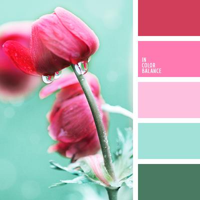 Яркие краски весны.
