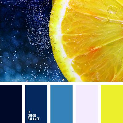 Цветовая палитра №1238