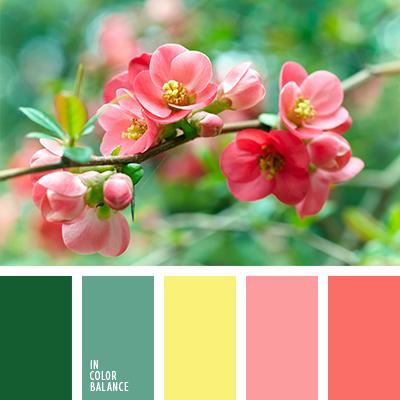 Цветовая палитра №1245