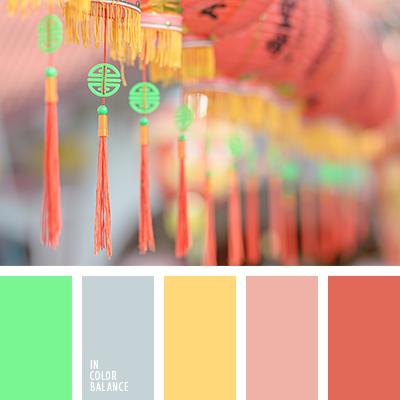 Цветовая палитра №1248