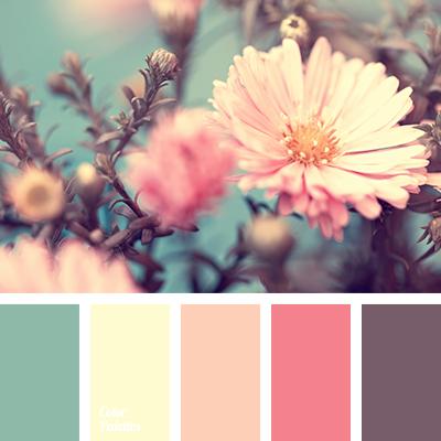 Цветовая палитра №1253