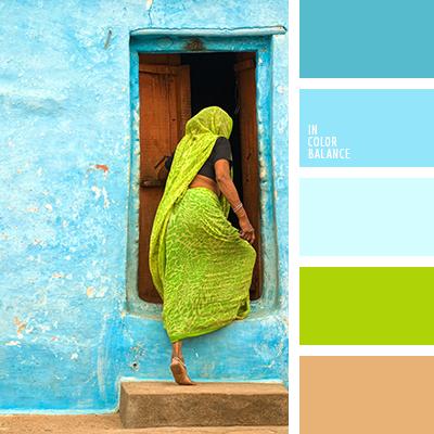 Цветовая палитра №1301