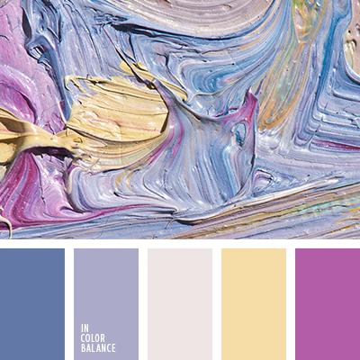 Цветовая палитра №1305