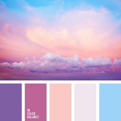 Цветовая палитра №1313