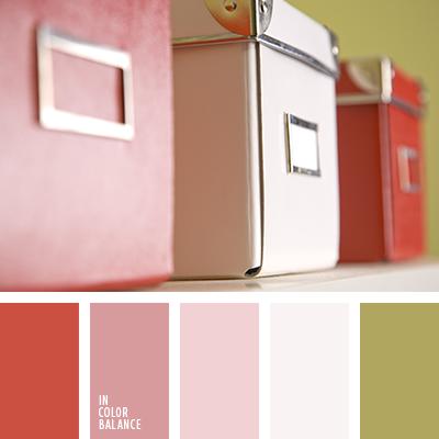 Цветовая палитра №1314